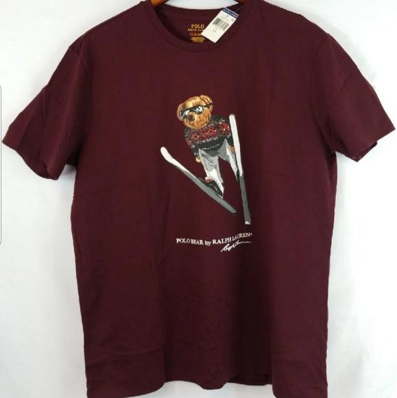 0344980e Polo by Ralph Lauren Shirts | Polo Ralph Lauren Bear Tee | Poshmark